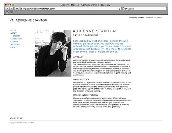Adrienne Stanton Jeweller